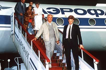 Gorbatšovi tagasitulek Krimmist
