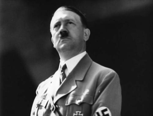 Hitler Nürnbergis