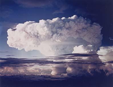 Ivy Mike, Eniwetoki atoll 31-1952