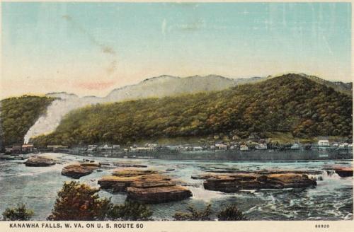 Kanawha-falls