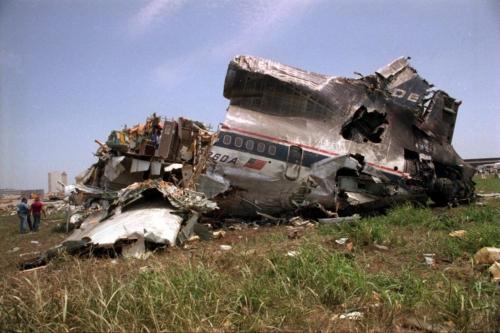 L-1011 2-08-1985. Dallas.