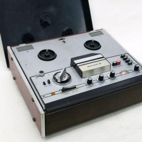 Magnetofon Astra 207