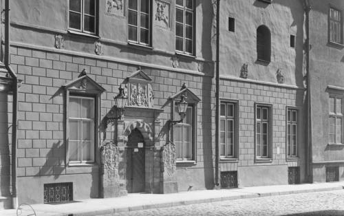Mustpeade maja Pikal tänaval