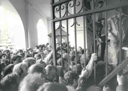 15. mai 1990. Tiblad ründavad Toompead