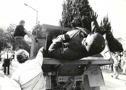 23. august 1991 Hüvasti, Lenin!