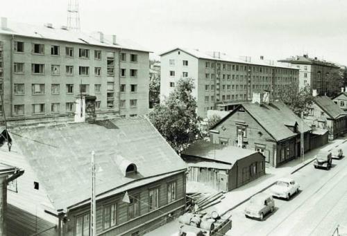 Pärnu mnt Tallinnas
