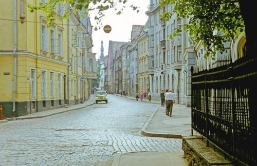 Pikk tn Tallinnas