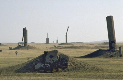 Siin plahvatas esimene nõukogude tuumapomm