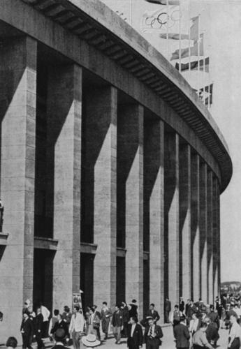 Olümpiastaadioni sammastik
