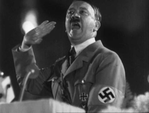 Tahte triumf. Hitler peab parteipäevade lõpukõne