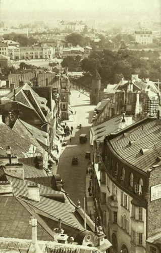 Tallinn. Viru tn