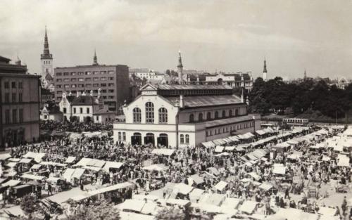 Tallinn. Uus turg