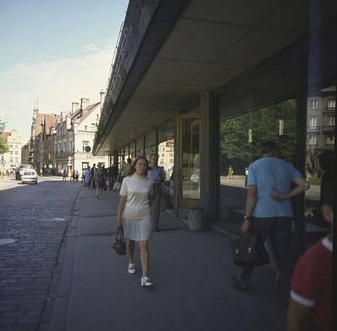 Tallinn. Harju tänav