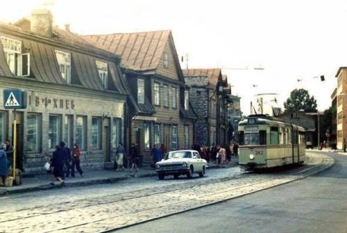 Tallinn. Kopli