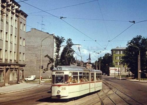 Tallinn. Pärnu mnt