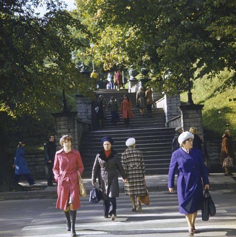 Tallinn. Võidu väljak