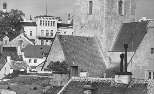 Tallinn. Niguliste kirik