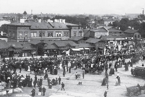 Tallinna Uus turg