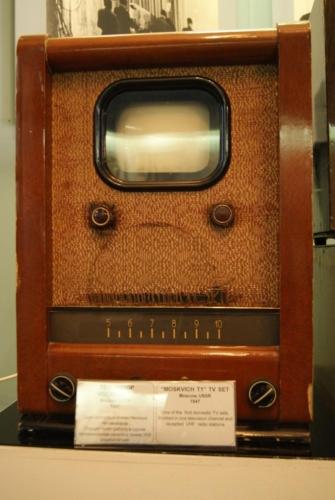 Teler Moskvitš T1 1947