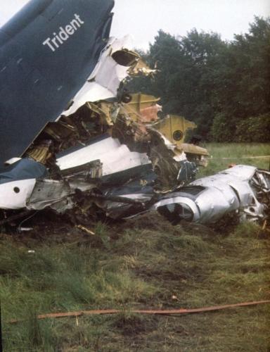 Trident 18-06-1972. Londoni lähedal