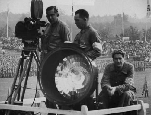 """""""Tahte triumf"""" on tänini ületamatu propagandafilm."""