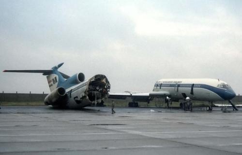 Tu-154 22-10-1981