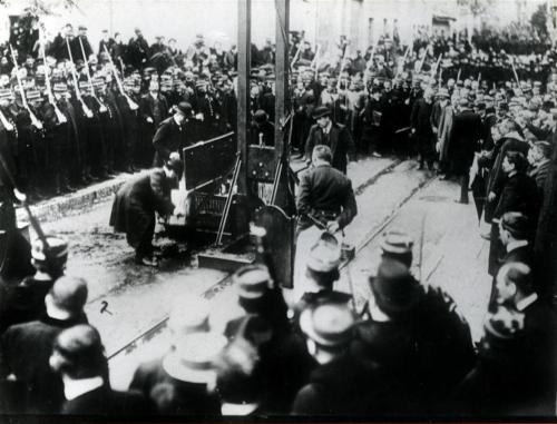 Hukkamine Valences 1910