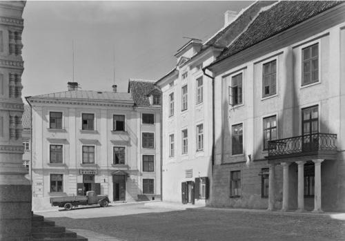 Toompea. Vasakul Nevski katedraal