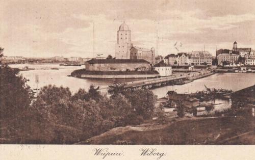 Viiburg 1915