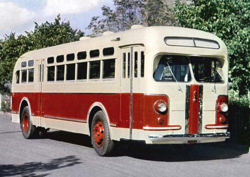 ZIS-154 Oli tootmises 1946–1948