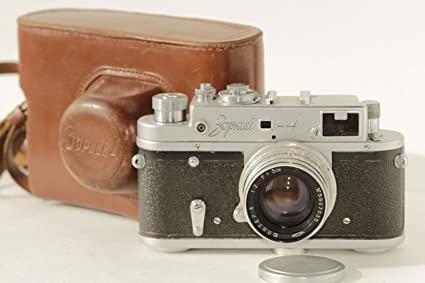 Fotoaparaat Zorki-4