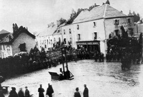 Zuckermeyeri hukkamine 1899