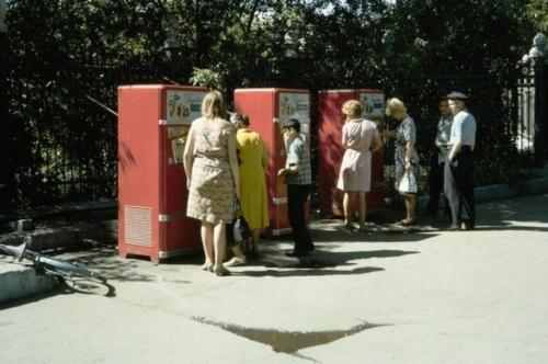 Gaseeritud vee automaat