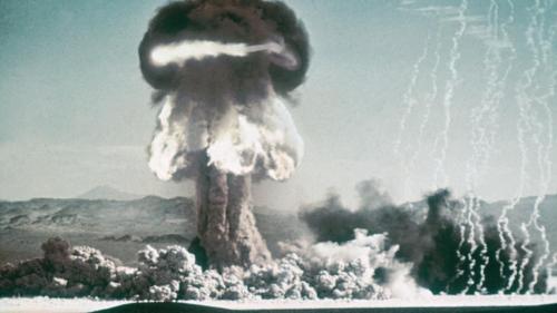 Tuumamürsu plahvatus